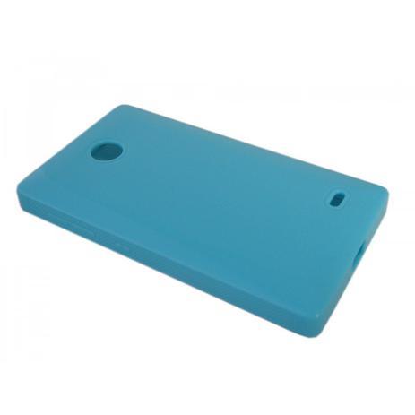 Imagem de Capa de Tpu para Nokia X A110 RM980 + Pelicula Azul