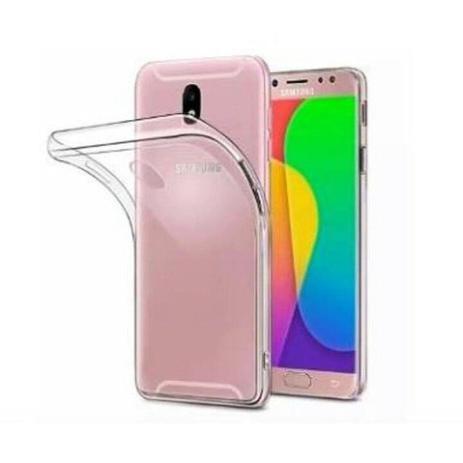 Imagem de Capa em silicone transparente para Samsung J7 Pro