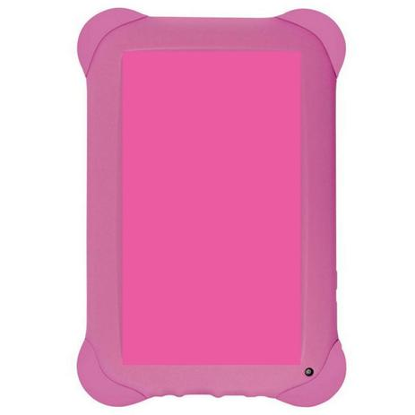 Imagem de Capa Emborrachada Para Tablet 7 Polegadas Rosa - Multilaser