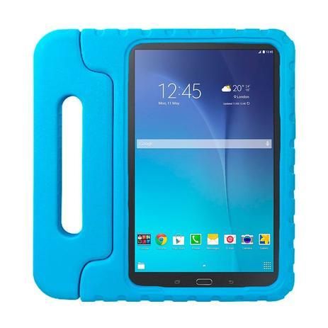 "5aeeae70a Capa Infantil Maleta Tablet Samsung Galaxy Tab E 9.6"" SM-T560   T561   P560    P561 - Lka"