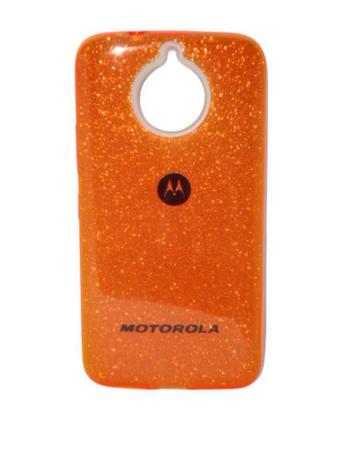 Imagem de Capa Moto G5S Plus Laranja Brilho