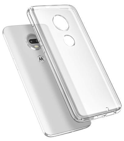 e6191d7372c Capa Moto G7 Transparente Cristal - S/m - Capinha de Celular ...