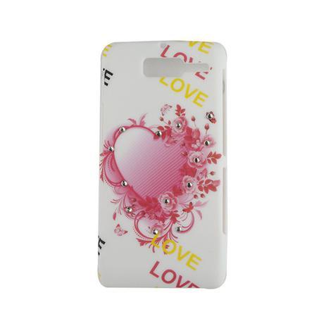 Imagem de Capa Motorola D3 Pc Heart - Idea