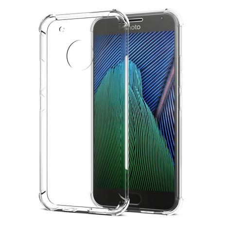 f494e6848 Capa Motorola Moto G5S Plus TPU Transparente - Capinha de Celular ...