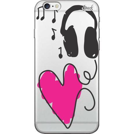 Imagem de Capa para Celular Samsung J2 Prime - Spark Cases - Canção de Amor
