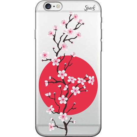 Imagem de Capa para Celular Samsung J2 Prime - Spark Cases - Cerejeira Sakura