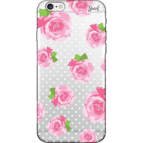 5eff6f19ad6 Capa para Celular Samsung J2 Prime - Spark Cases - Rosas - Capinha ...