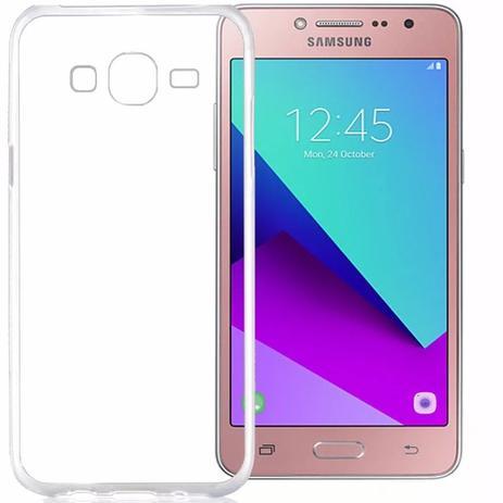 Imagem de Capa para Celular Samsung J2 Pro - Spark Cases - Transparente