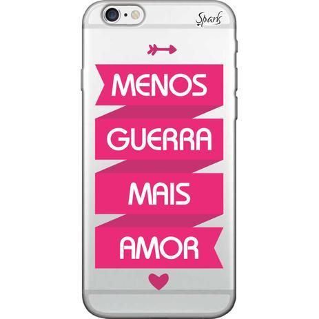 Imagem de Capa para Celular Samsung J5 - Spark Cases - Menos Guerra