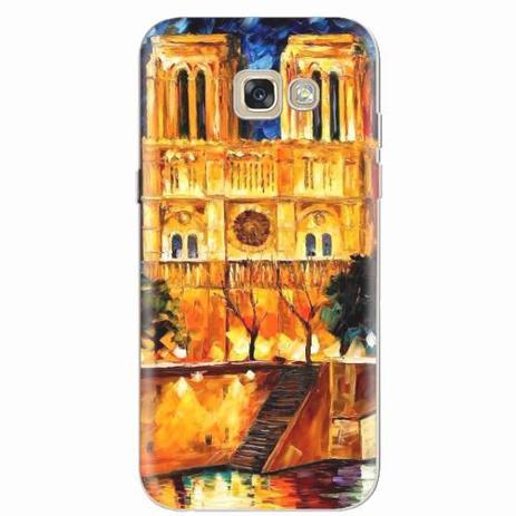 Imagem de Capa para Galaxy A7 2017 Notre Dame