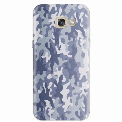 Imagem de Capa para Galaxy A7 2017 Sea Camouflage