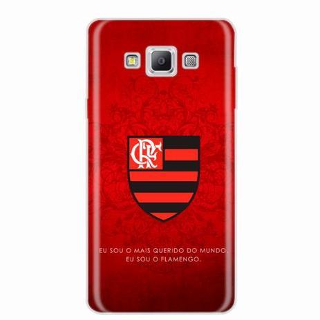 Capa Para Galaxy A7 Flamengo 01 Quero Case