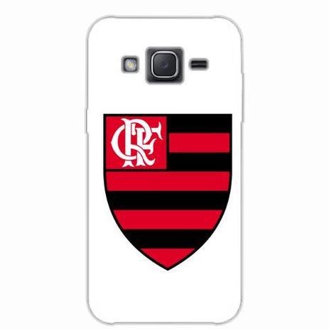 Capa Para Galaxy J2 Flamengo 02 Quero Case