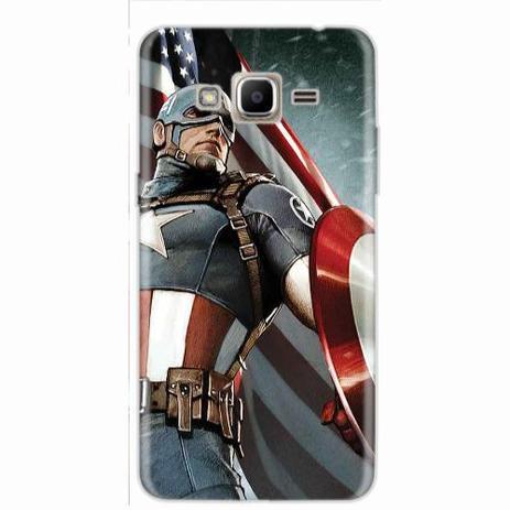 d361185c556 Capa para Galaxy J2 Prime Capitão América 02 - Quero case - Capinha ...