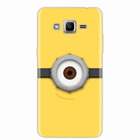0e96a4e9866 Capa para Galaxy J2 Prime Minions 01 - Quero case - Capinha de ...