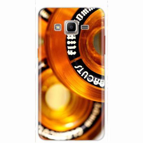 6239b1d9bfd Capa para Galaxy J2 Prime Rodas de Skate - Quero case - Capinha e ...