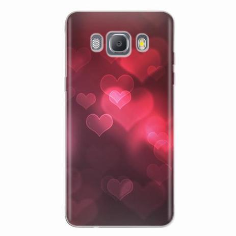 b5657211de2 Capa para Galaxy J7 Metal Coração 03 - Quero case - Capinha de ...