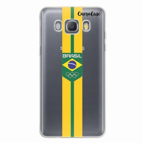 Imagem de Capa para Galaxy J7 Metal Delegação Brasileira