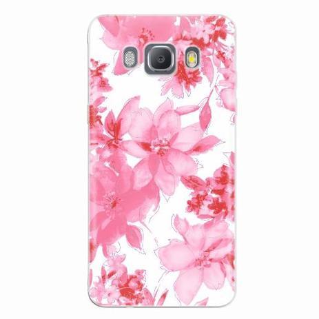 fced626fdcd Capa para Galaxy J7 Metal Flores 03 - Quero case - Capinha de ...
