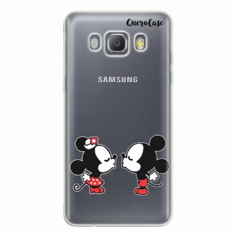 f1c99b57c95 Capa para Galaxy J7 Metal Mickey e Minnie 07 - Quero case - Capinha ...