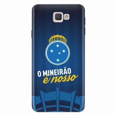 1f58f0d74e Capa para Galaxy J7 Prime Cruzeiro 01 - Quero case - Capinha de ...