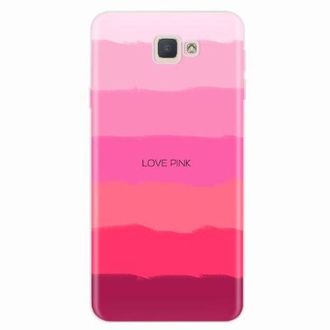 Imagem de Capa para Galaxy J7 Prime Love Pink