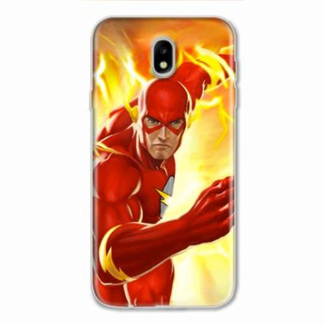 Imagem de Capa para Galaxy J7 Pro The Flash 01