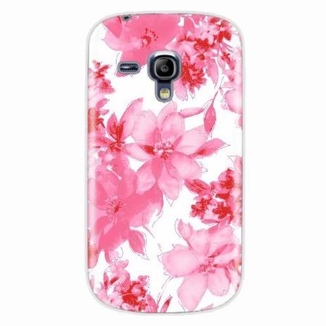 Imagem de Capa para Galaxy S3 Mini Flores 03