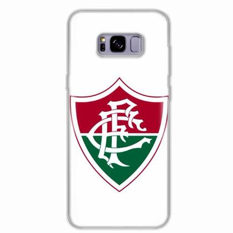 Capa para Galaxy S8 Fluminense 02 - Quero case - Capinha de Celular ... ebe7f1a4ea619