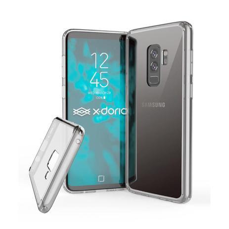 61cbd1ab6cf Capa para Galaxy S9 Plus X-Doria Transparente Clearvue - Capinha de ...