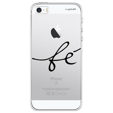 Imagem de Capa para iPhone 4 e 4S - Mycase Fé