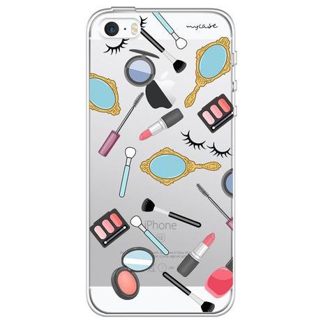 Imagem de Capa para iPhone 4 e 4S - Mycase Make-up