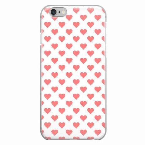 4b7049e3dcc Capa para iPhone 6/6S Coração 05 - Quero case - Capinha de Celular ...
