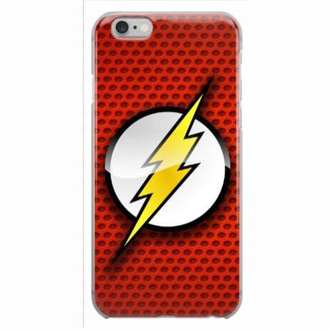 0e17cc1b08 Capa para iPhone 6/6S The Flash 04 - Quero case - Capinha de Celular ...