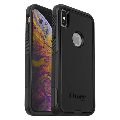 4eb432047 Capa Para iPhone Xs Max Tela de 6.4 polegadas Anti impacto Otter Box  Commuter