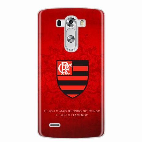 6b93326eca Capa para Lg G3 Flamengo 01 - Quero case - Capinha de Celular ...