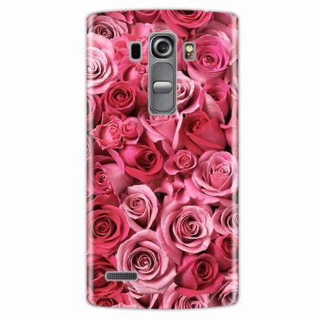 Imagem de Capa para LG G4 Beat Rosas 01