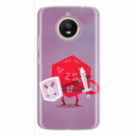 03d6c025a35 Capa para Moto E4 Plus D20 Toon - Quero case - Capinha de Celular ...
