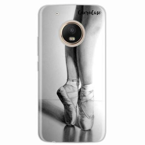 Imagem de Capa para Moto G5 Plus Bailarina de Ballet 07