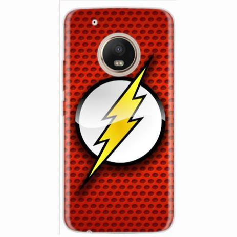 Imagem de Capa para Moto G5 Plus The Flash 04