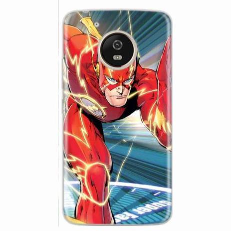 dae67feedb Capa para Moto G5 The Flash 03 - Quero case - Capinha de Celular ...