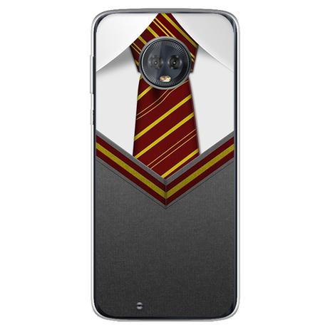 Imagem de Capa para Moto G6 Play - Harry Potter Grifinória