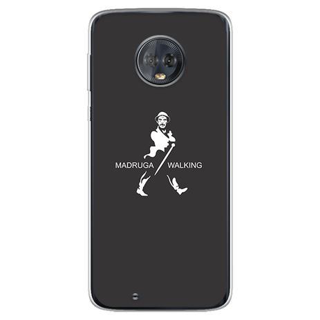 Imagem de Capa para Moto G6 Play - Madruga Walking