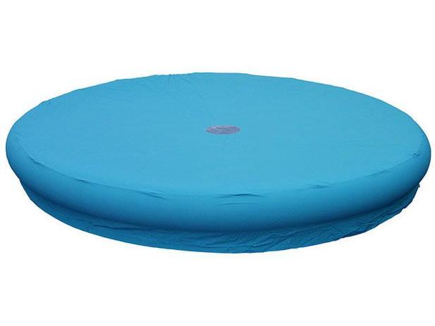 Capa para piscina redonda 2600 litros nautika 105500 for Piscina 8000 litros redonda