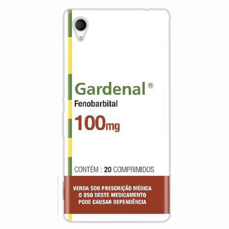 Imagem de Capa para Xperia M4 Aqua Gardenal