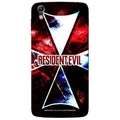 Capa Personalizada Alcatel Idol 4 5 2 - Resident Evil - RD02 - Pineng
