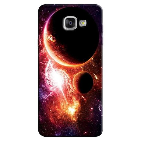 8549aaae261e5 Capa Personalizada Exclusiva Samsung Galaxy A7 2016 SM-A710 Artística  Universo - AT29