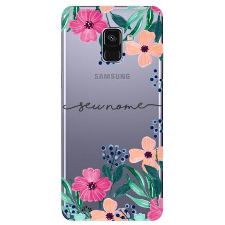 Imagem de Capa Personalizada Galaxy A8 2018 - NM07