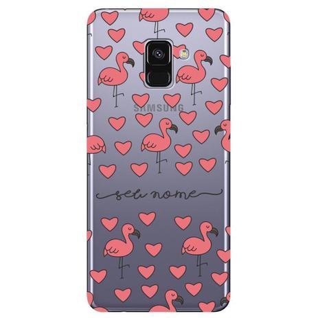 Imagem de Capa Personalizada Galaxy A8 2018 Plus - NM11