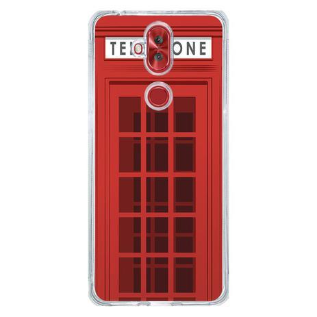 45ebdb5748 Capa Personalizada para Asus Zenfone 5 Selfie Pro ZC600KL London - CD35